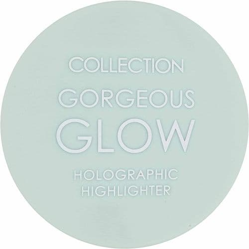 3 x Collection Gorgeous Glow Holographic Highlighter | Pixie 3 | Fine Powder